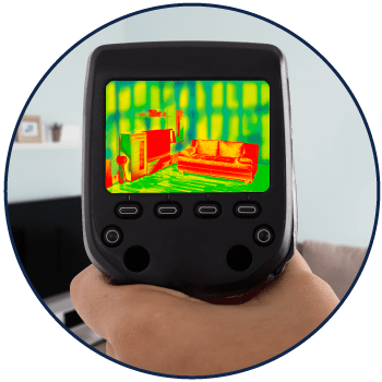 Thermal Imaging home inspection services