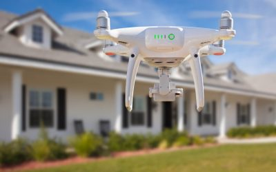 6 Benefits of Drones in Home Inspections